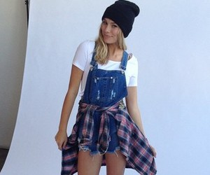 short and sweet overalls