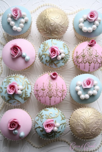 Things to Bake and Decorate / Cupcakes « Cotton and Crumbs
