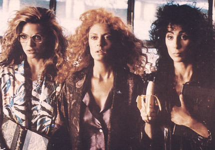 The Witches Of Eastwick (1987) - Michelle Pfeiffer - a career in ten pictures - Pictures - Movies - Virgin Media