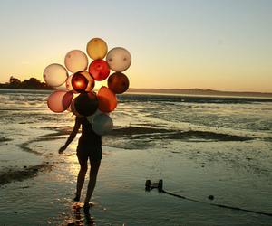 balloons