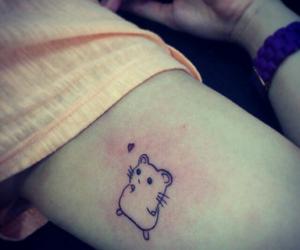 tattoo swet