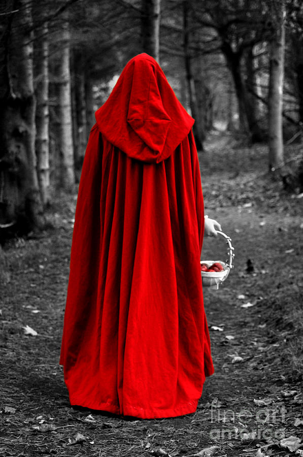 red riding hood deutsch