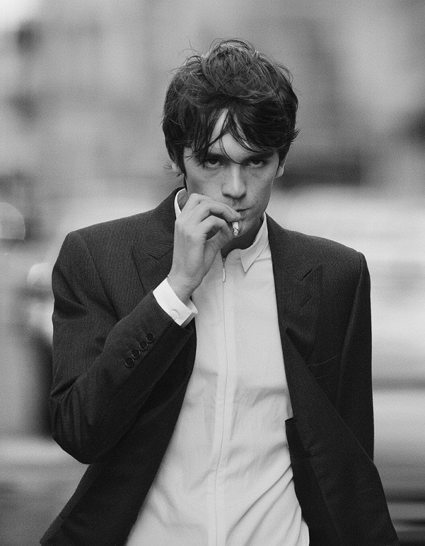 Alain Delon Jr by Ale Road | WHI