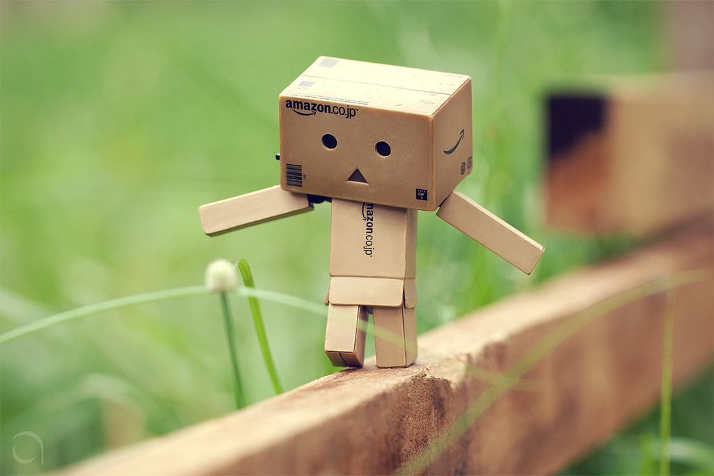36 images about box people on We Heart It | See more about danbo ...