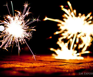 sparklers 4th of july