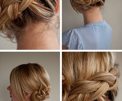 Hair Romance: Twist and Pin