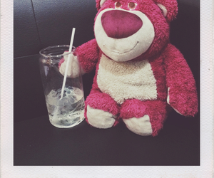 bear#doll#drink#pipi