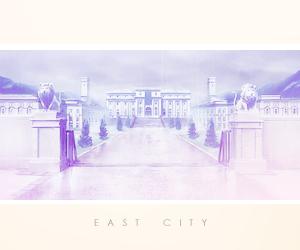 east city