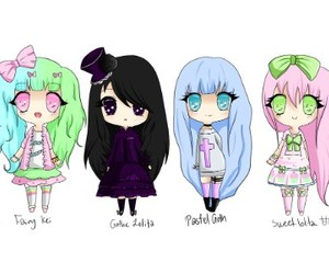 49 Images About Kawaii Girl Drawings On We Heart It See