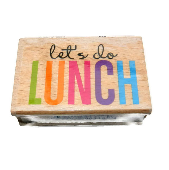 Lets do Lunch Images Group of Lets do Lunch Rubber