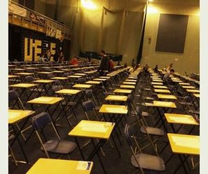 uni school worcester exam