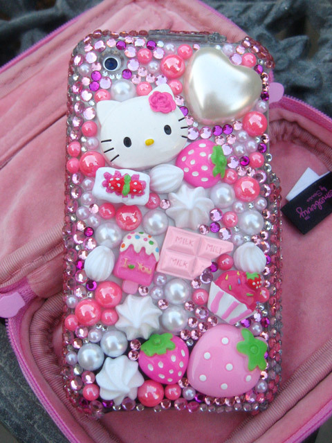 Hello Kitty iPhone Case | iPhonenice