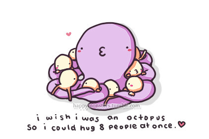 Cartoon,funny,octopus,8,people,cute-2da696b8b7b69b1fe68d689689d93a02_h_large