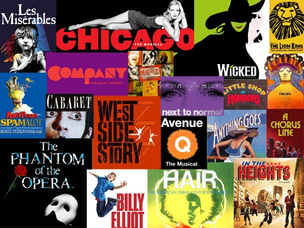 Musicals for life!