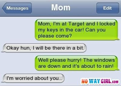Group of Funny Text