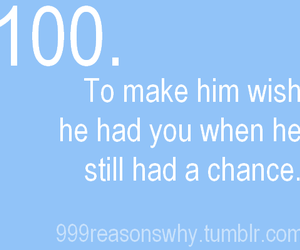 999 reasons why