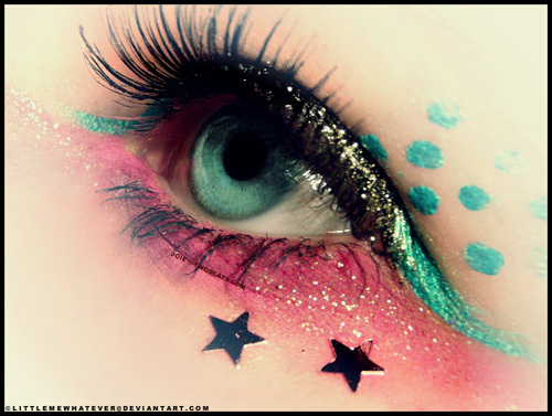 20 Stunning Examples of Eye Make-Up Macro Photography | The