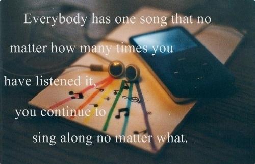 Tioforrisemp I Love Music Quotes