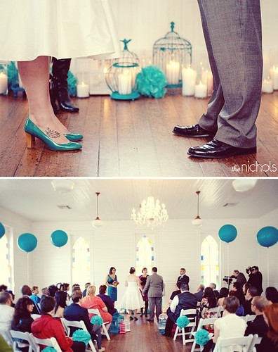 indoor wedding ceremony with balloons on visualizeus wedding ceremony indoor