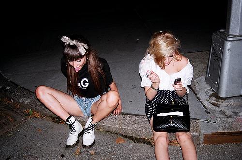 девушки блюют фото