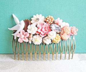 comb vintage cute