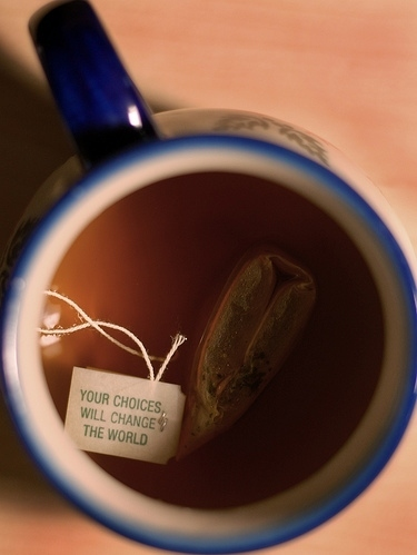 change, fortune, message, messages, mug, photo - inspiring picture on Favim.com