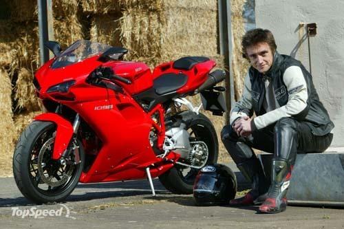 Ducati   Richard Hammond