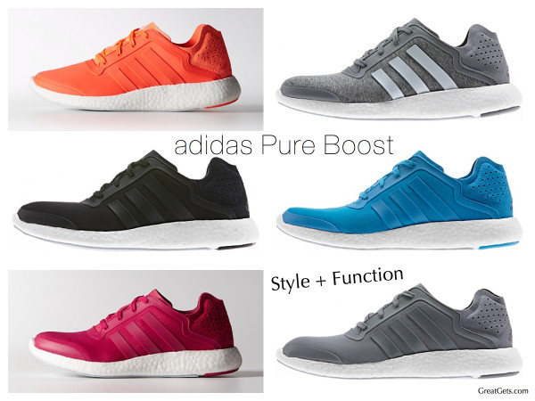 Adidas Pure Boost Running