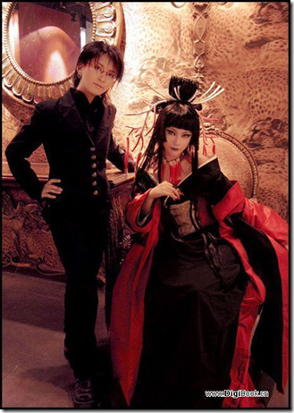 Watanuki Kimihiro Cosplay on Cosplay Holic  Xxxholic   We Heart It