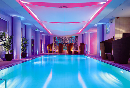 Architecture-blue-hotel-lights-luxury-pink-favim.com-104938_large