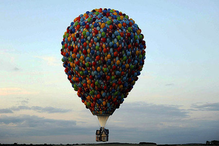 12 Awesome Hot-air Balloons - Oddee.com