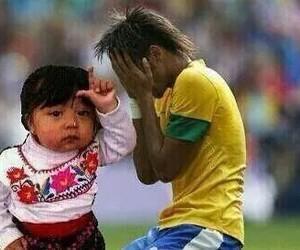 where is neymar?