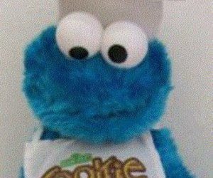 cookie monster♥