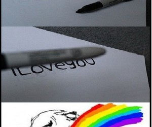 puke rainbows