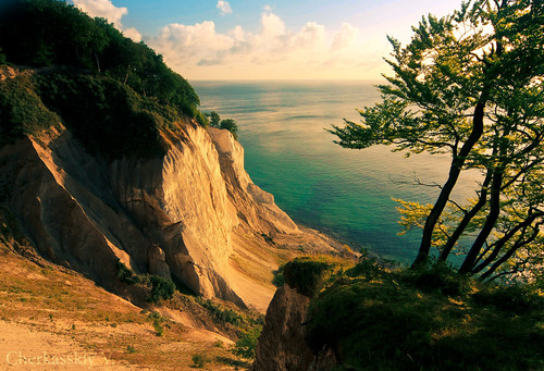 "500px / Photo ""Mons Klint"" by Vyacheslav Cherkasskiy"