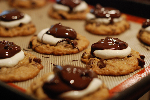 S\'more Cookies   Flickr - Photo Sharing!