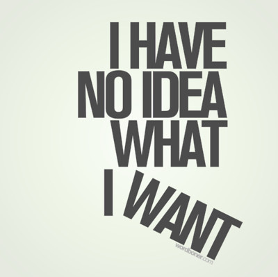 confused, dont know, feeling, graphic, i have no idea what i want, life - inspiring picture on Favim.com