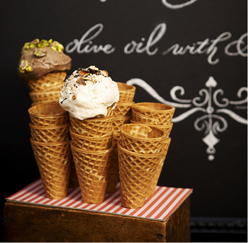 Ice cream cone holders   DIY Projects   100 Layer Cake