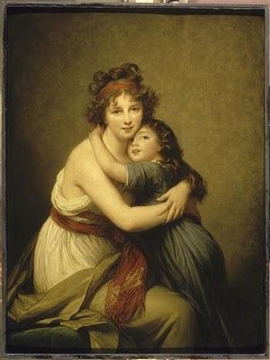 Figuration Féminine: Elisabeth Vigée-Lebrun (1755-1842)