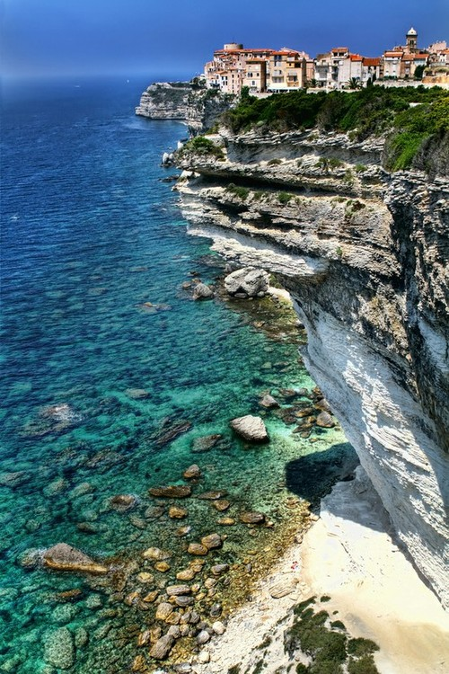 Travel / Bonifacio, Corsica, France