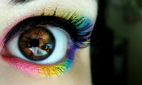 Colorful-cute-eye-fashion-make-up-rainbow-favim.com-46990_large