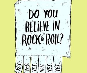 rock and roll believe