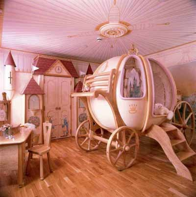 Princess Bedroom Ideas on Princess Room Decoration  Lovely Girls Bedroom Decoration   Homecreat
