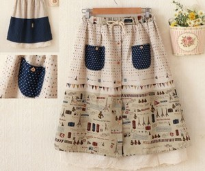 mori girl skirts