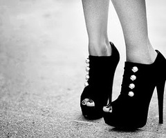 Life, Love and the Pursuit of Shoes: We Heart It