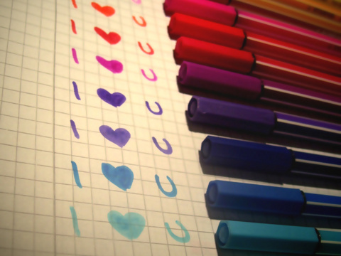 to your cell phone - colors love - 15856256 | Zedge | We Heart It