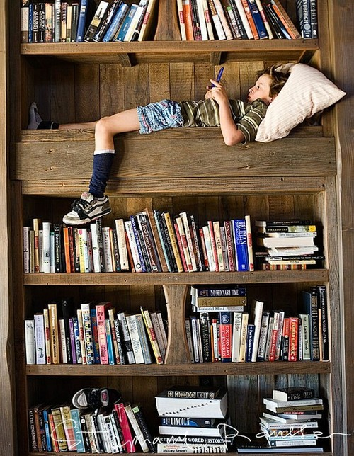 Best Place to Read Books « Tweakiz