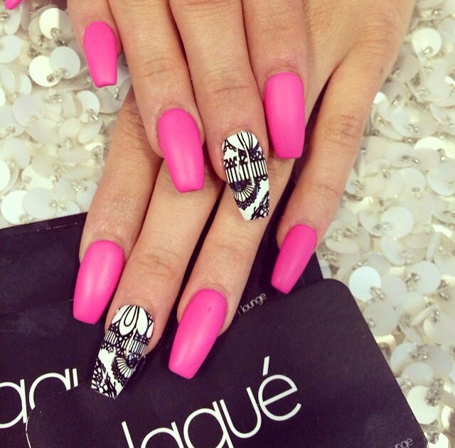Laque Nail Bar: Nails By: Laque' Nail Bar - Nails - Pinterest