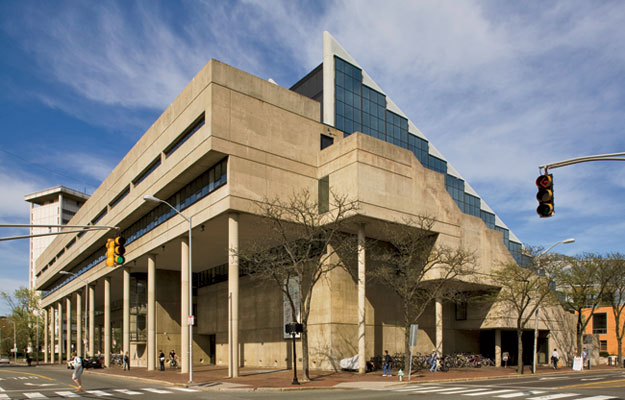 Image gallery harvard architecture school for Architecture harvard