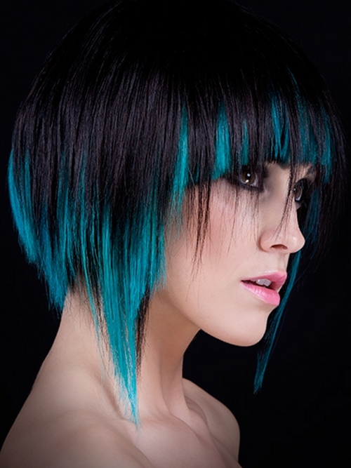 Hair Color Trends Visual Makeover